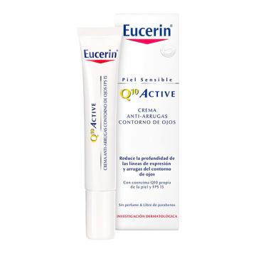 Eucerin Q10 Active krema za područje oko očiju 15ml