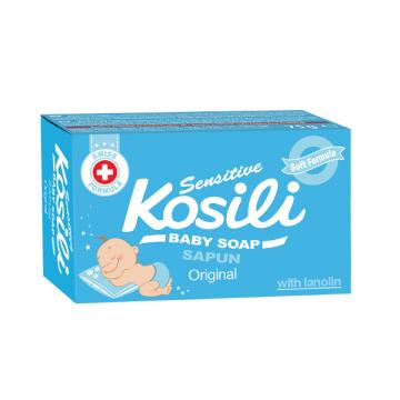 Kosili Baby sapun plavi 75g
