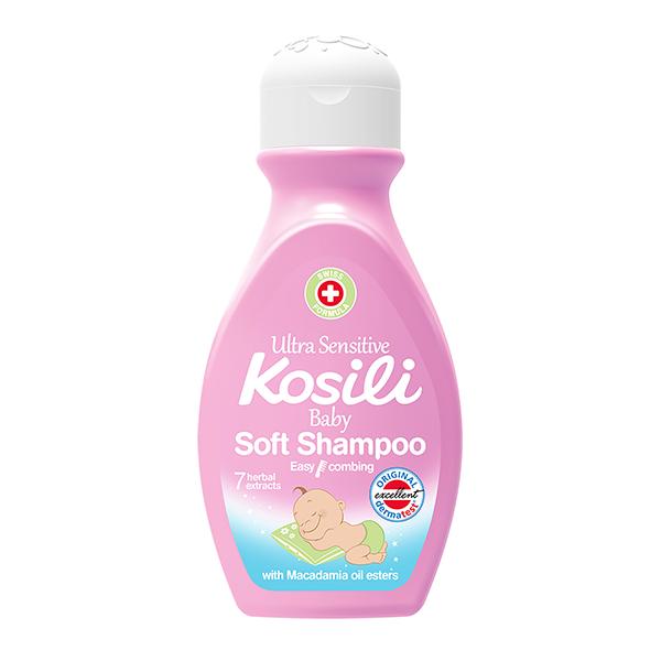 Kosili Baby šampon roze 200ml