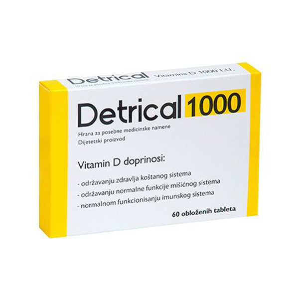 Dr. Theiss Detrical 1000 60 tableta