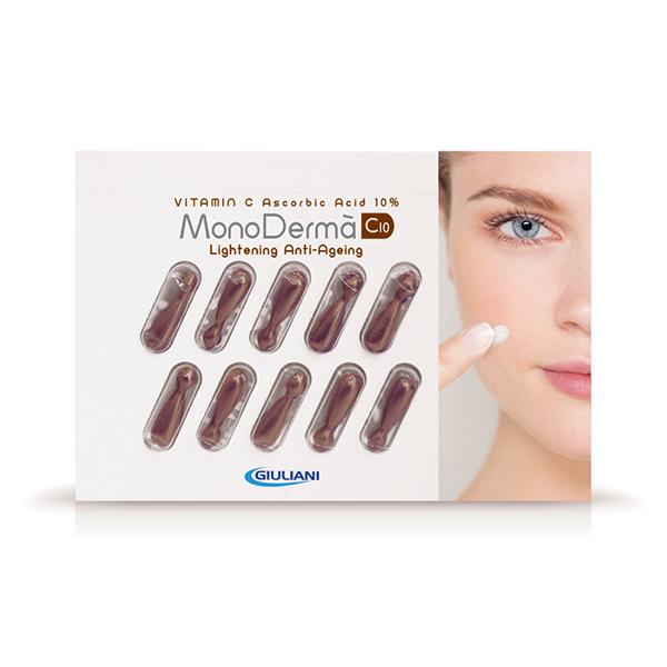 MonoDerma C10 (10 mekih kapsula x 0.5ml)