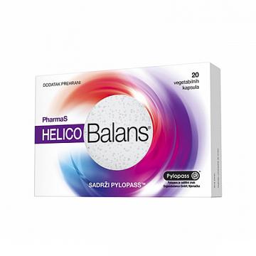 PharmaS HelicoBalans 20 kapsula - 1