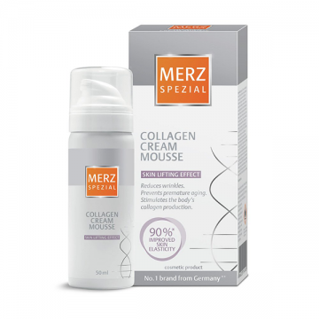 Merz Spezial Collagen Cream Mousse 50ml