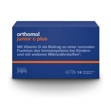 Orthomol Junior C plus 14 doza tableta