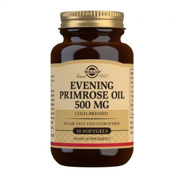 Solgar Evening Primrose Oil (ulje žutog noćurka) 500mg 30 kapsula
