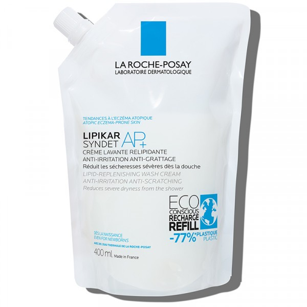 La Roche-Posay Lipikar Syndet AP+ krema za kupanje (protiv svraba) 400ml dopuna