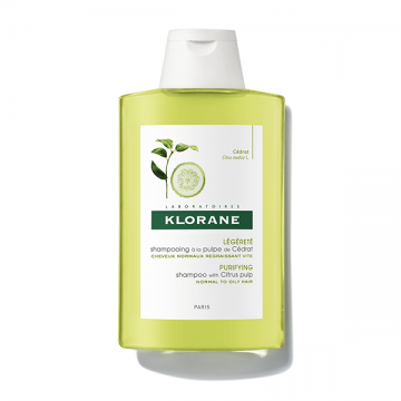 Klorane šampon za kosu sa pulpom citrusa (normalna do masna kosa) 200ml
