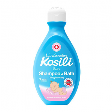 Kosili Baby šampon plavi 400ml