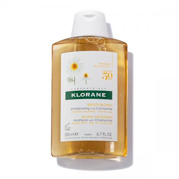 Klorane šampon za kosu sa kamilicom (plava, farbana kosa) 200ml