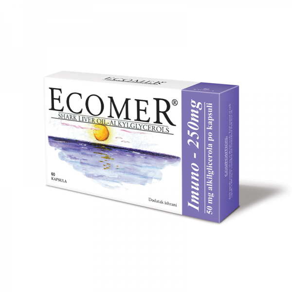 Ecomer Imuno 60x250mg