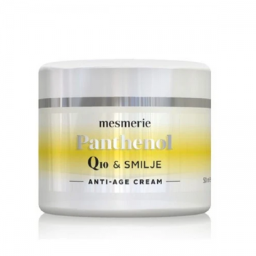 Mesmerie Panthenol Q10 & Smilje anti-age krema 50ml