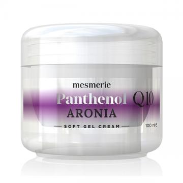 Mesmerie Panthenol Q10 Aronia Soft gel krema 100ml