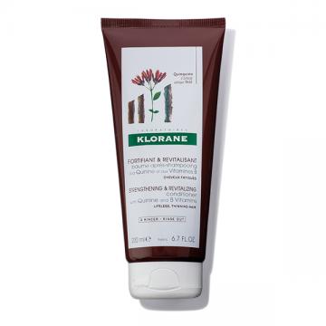 Klorane balzam za kosu sa kininom i vitaminom B (tanka kosa) 200ml