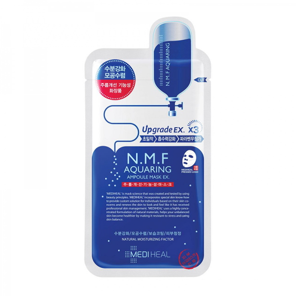 Mediheal N.M.F Aquaring Ampoule Mask EX 25ml