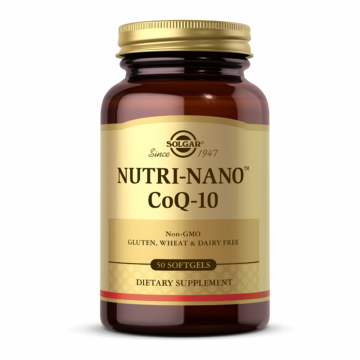 Solgar Nutri-Nano™ Co-Q10 50 mekih kapsula