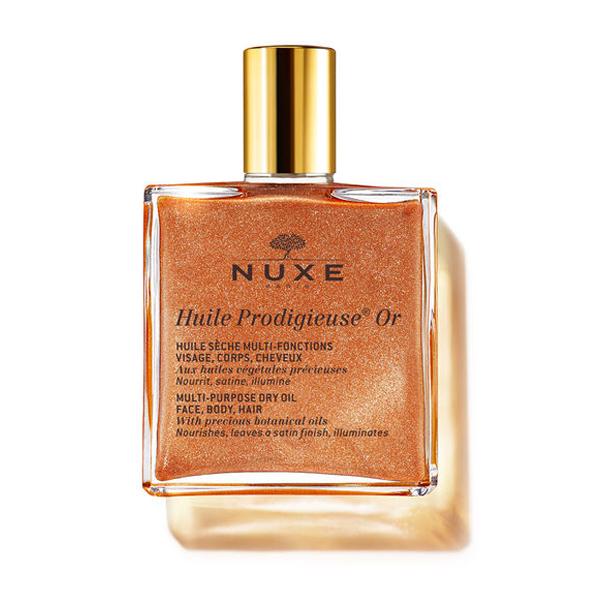 Huile Prodigieuse Or suvo ulje sa zlatnim sjajem za lice, telo i kosu 100ml - 1