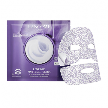 Lancôme Rénergie Multi-Lift Ultra Double-Wrapping Cream Mask 1kom x 20g