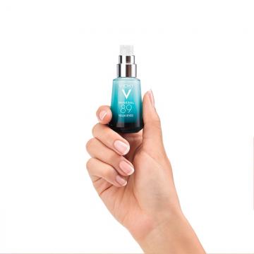 Vichy Minéral 89 Eyes serum za predeo oko očiju 15ml