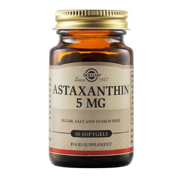 Solgar Astaxanthin 5mg 30 tableta