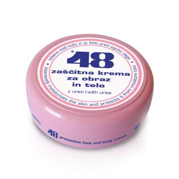 48 zaštitna krema za lice i telo 150ml