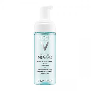 Vichy Pureté Thermale pena za čišćenje osetljive kože lica 150ml