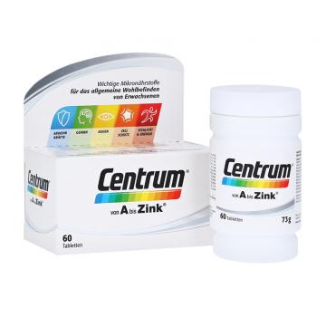 Centrum A-Z vitamini Lutein 60 tableta