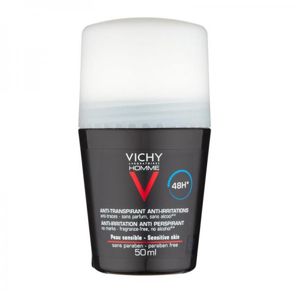 Vichy Homme Dezodorans za osetljivu kožu 50ml