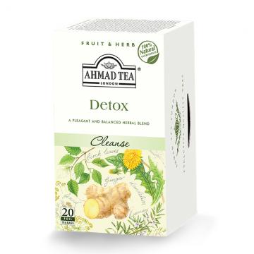 Ahmad Tea Detox čaj 40g (20 kesica)
