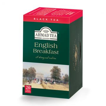 Ahmad Tea English Breakfast čaj 40g (20 kesica)