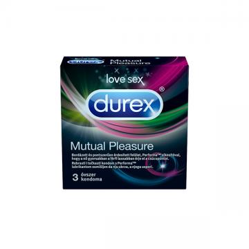 Durex Mutual Pleasure prezervativ 3kom
