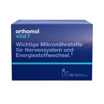 Orthomol Vital F 30 bočica