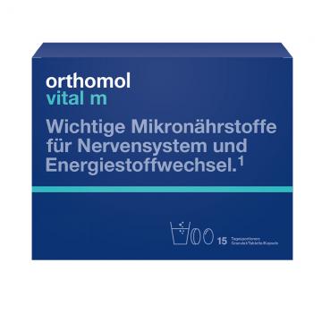 Orthomol Vital M 15 kesica