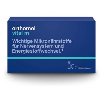 Orthomol Vital M 7 bočica