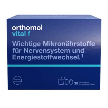 Orthomol Vital F 30 kesica