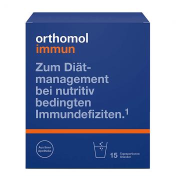Orthomol Immun granule 15 doza