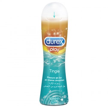 Durex Play Tingle lubrikant 50ml