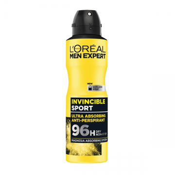 L'Oréal Men Expert Invincible Sport 96H roll-on dezodorans u spreju 150ml