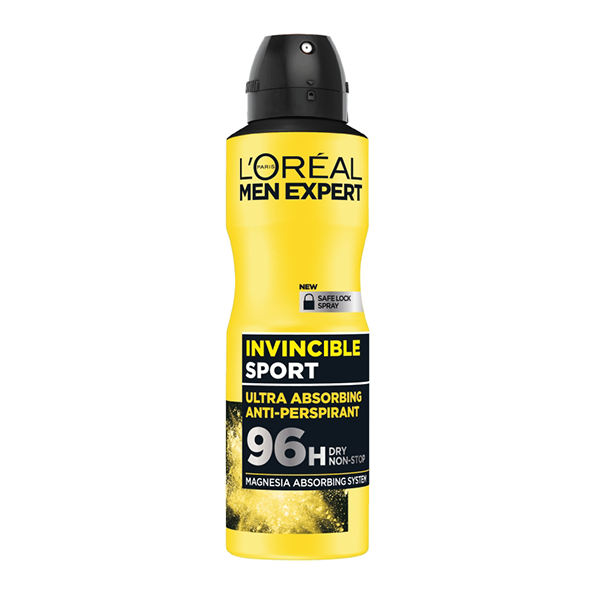 L'Oréal Men Expert Invincible Sport 96H roll-on dezodorans u spreju 150ml