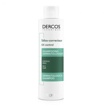 Vichy Dercos šampon za regulaciju sebuma 200ml