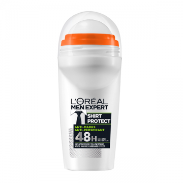 L'Oréal Men Expert Shirt Protect 48H roll-on dezodorans 50ml
