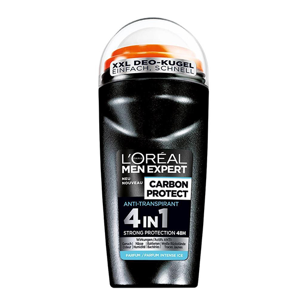 L'Oréal Men Expert Carbon Protection 4u1 roll-on dezodorans 50ml