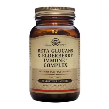 Solgar Beta glukan imuno kompleks 60 tableta
