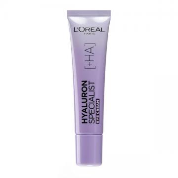 L'Oréal Hyaluron Specialist [+HA] krema za predeo oko očiju 15ml
