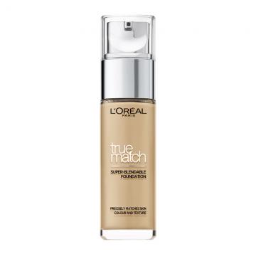 L'Oréal True Match tečni puder (3.W Golden/Beige) 30ml