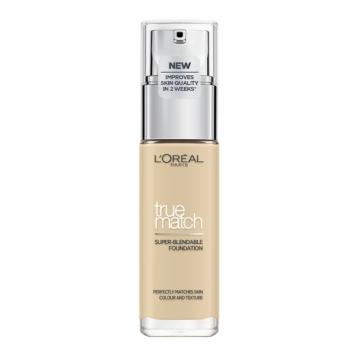 L'Oréal True Match tečni puder (1.D/1.W Golden/Ivory) 30ml