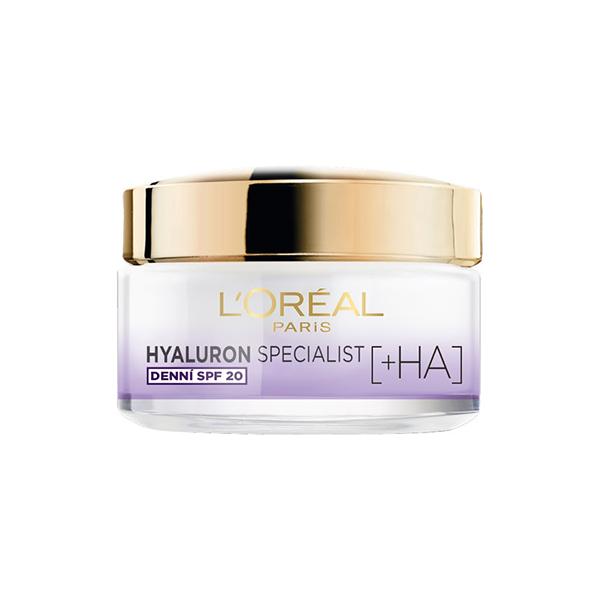 Hyaluron Specialist [+HA] dnevna hidratantna krema za vraćanje volumena kože lica 50ml - 1