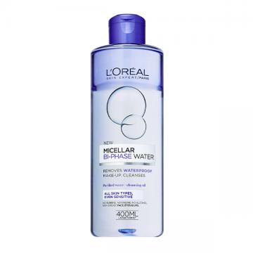 L'Oréal Bi-Phase micelarna voda za sve tipove kože 400ml