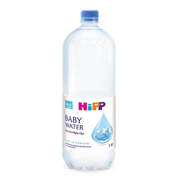 HiPP prirodna Baby voda 1.5l