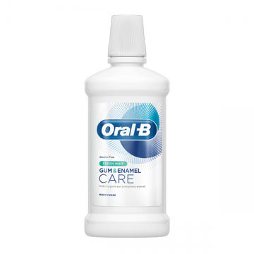 Oral-B Gum & Enamel Care (Fresh Mint) tečnost za ispiranje usta 500ml