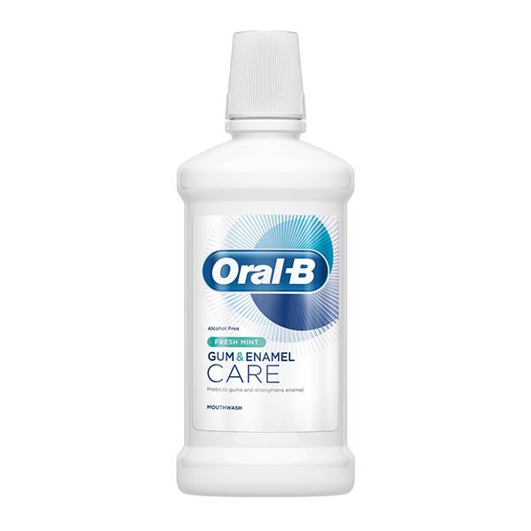 Oral-B Gum & Enamel Care (Fresh Mint) tečnost za ispiranje usta 500ml